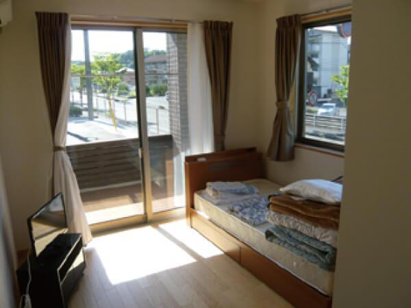 永島ホーム 居室