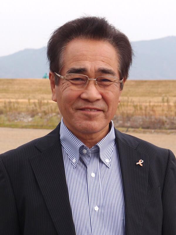 理事長 永尾 忠博